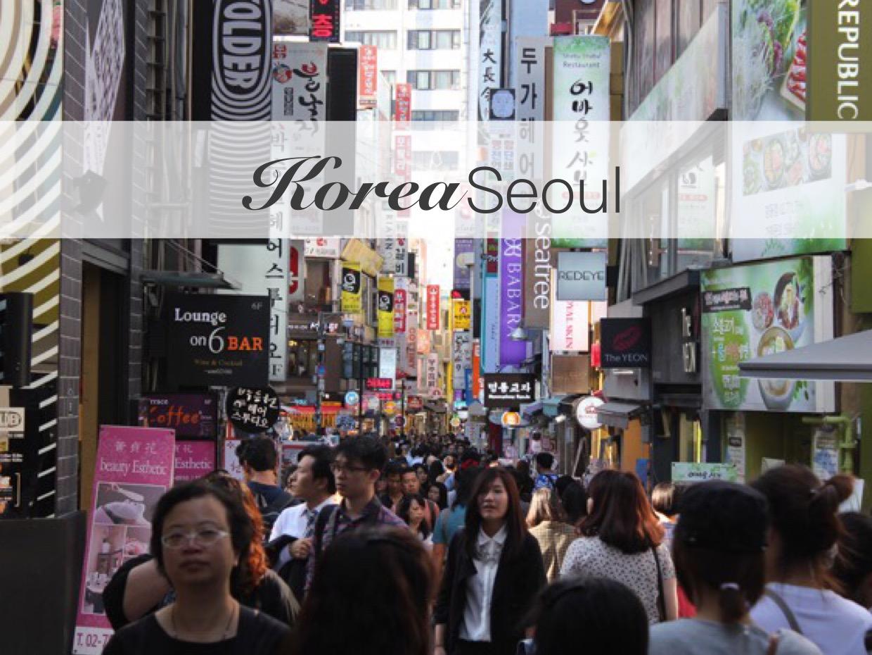 Seoul, Korea, Blogger, Tipps
