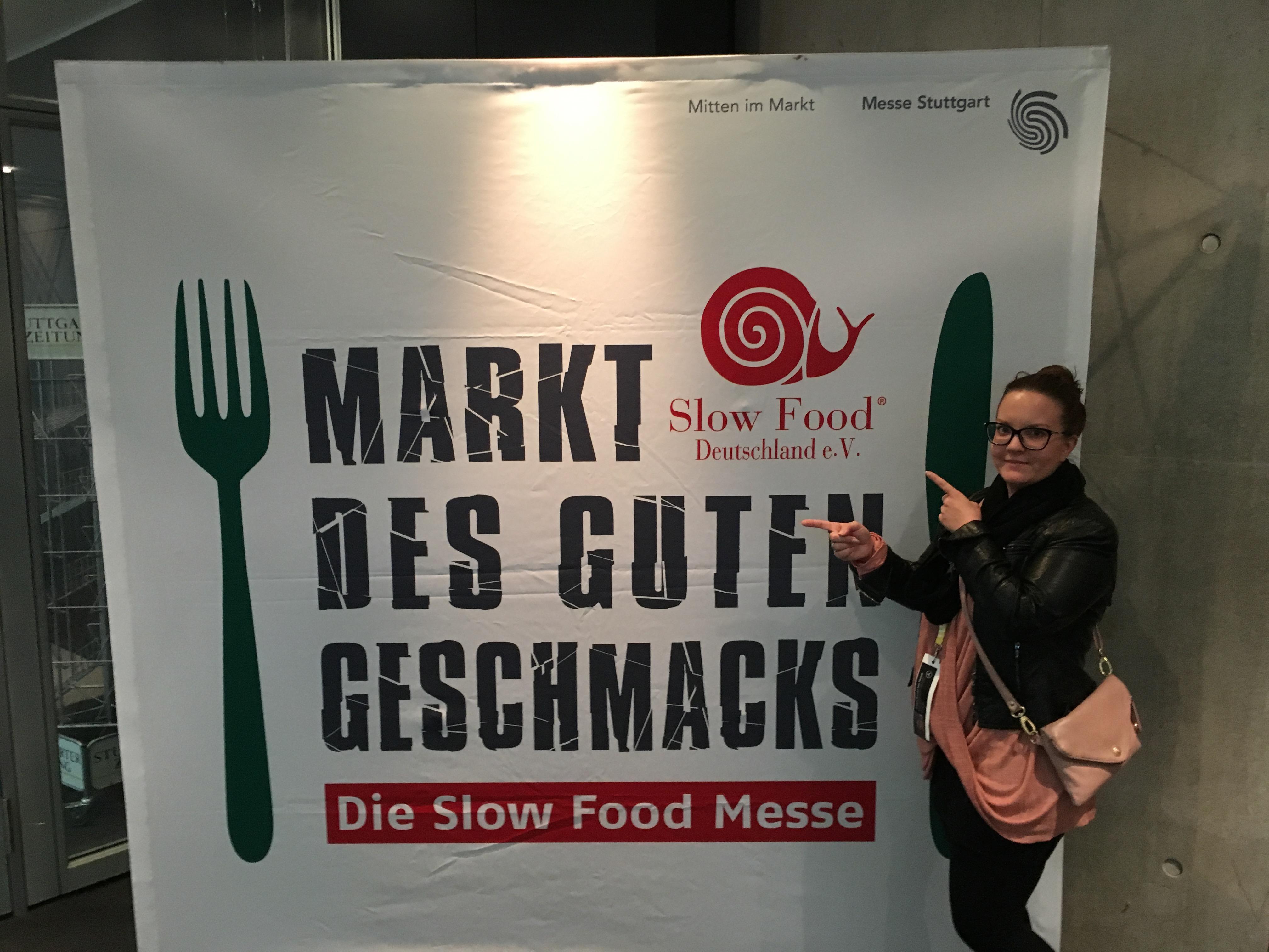 Slowfood, MEsse, Stuttgart