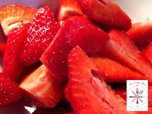 Spargel, Schrobenhausen, Ingolstadt, Spargelzeit, Erdbeeren, Feta, Salat, Clean, Eating, Cleaneating