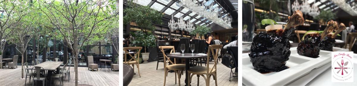 NoMo Soho Restaurant