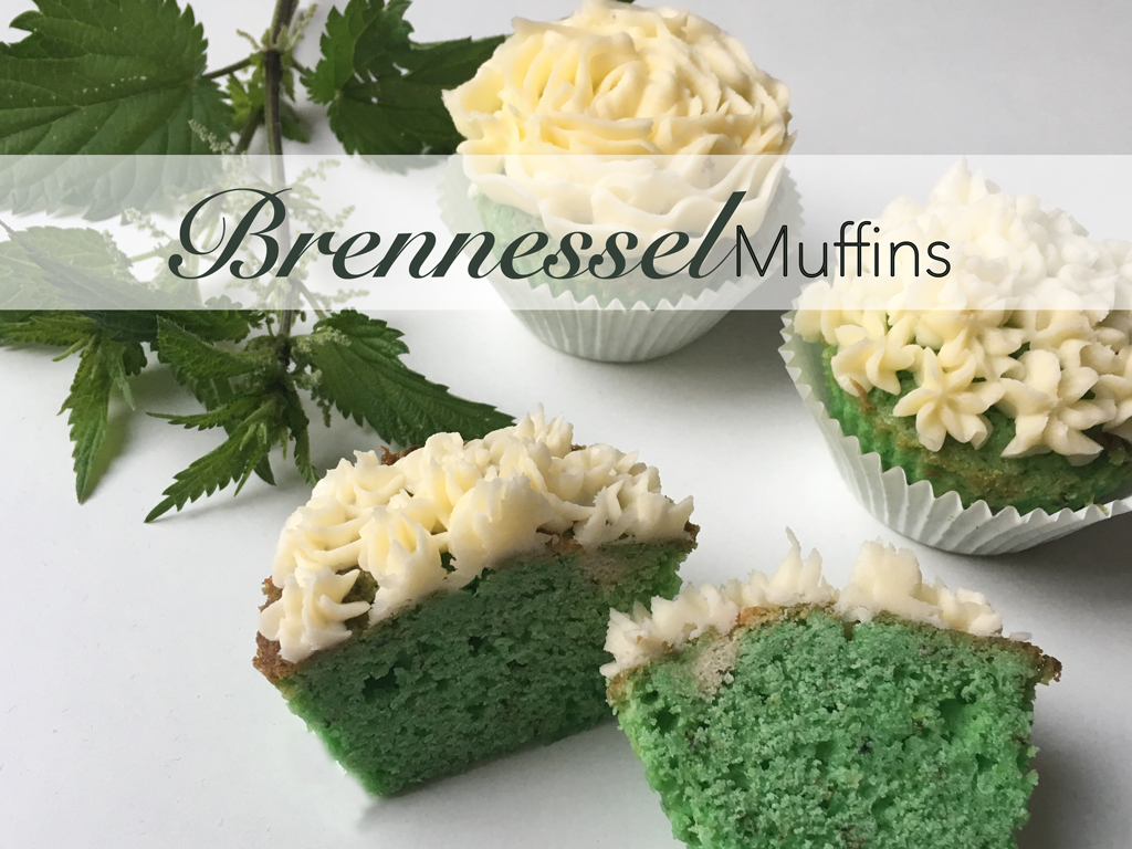 Brennessel Muffins Powerfood