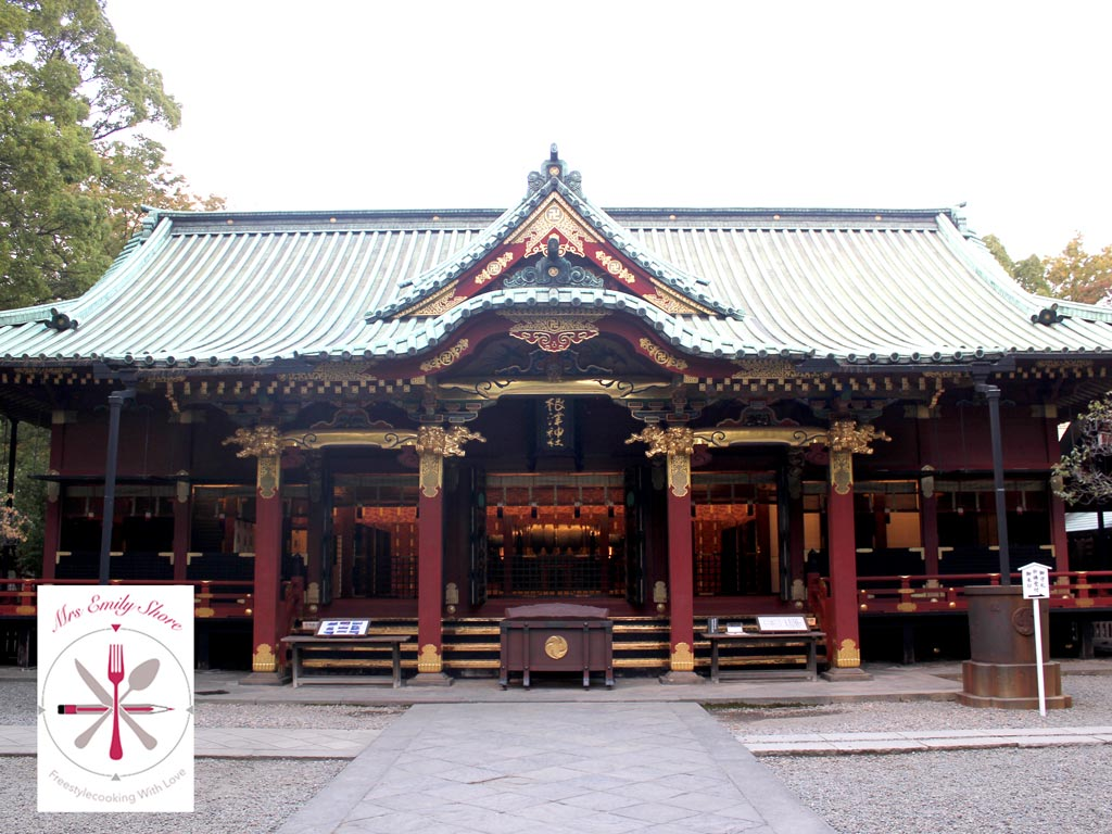 Hie, Shrine, Ueno, Tokyo, Sightseeing, Park, Sehenswürdigkeit, Blogger, Tipps, Japan