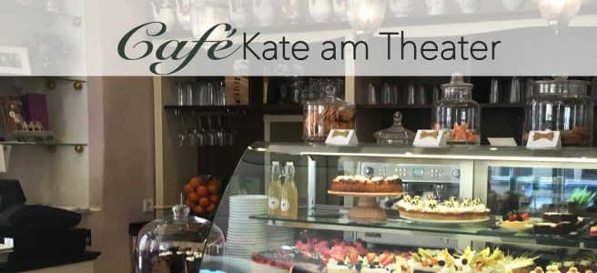 Kafe, Kate, Am, Theater, Neuburg,