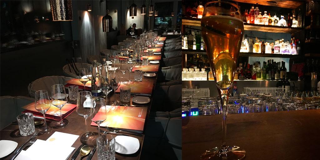 la boeheme, Schwabing, München, Restaurant