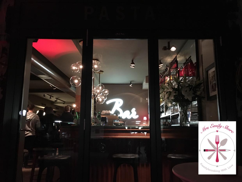 L'Osteria, Ingolstadt, Pizza,