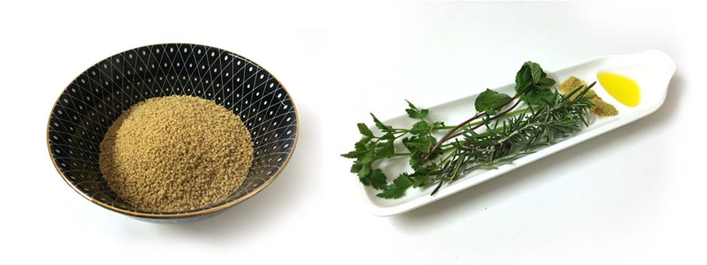 Couscous, Mealprep, Lunch, Büro, Essen, schnelle, Küche