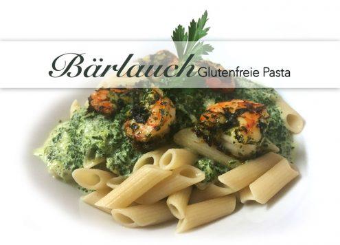 Bärlauch, Saison, Saisonal, Kräuter, Knoblauch, Pflücken, Pasta, Sauce, Nudeln, gluteinfrei, laktosefrei