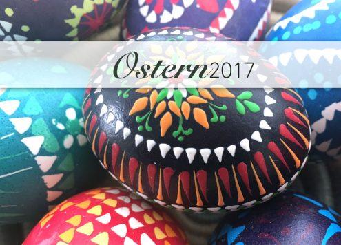 Osterbloggerei zu Ostern 2017