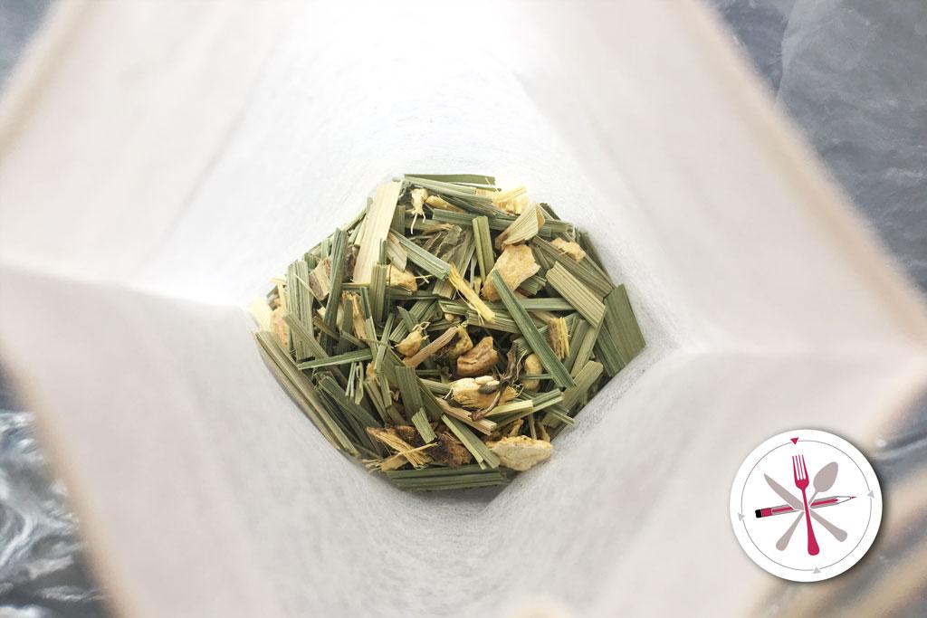 Smecket Biotee Tee Ingwer Chai