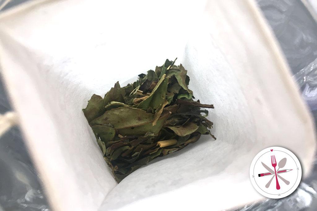 Smecket Biotee weißer Tee