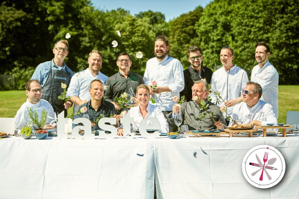 Bernd Arold aus dem Gesellschaftsraum kocht für Taste of München