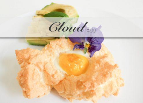 Cloudegg, CLoudegg, Wolkenform, Wolkenei, gebackenes, Ei, Eigelb, Eiweiß, Paleo, Lowcarb, gesund, luftig, leicht, macht, satt