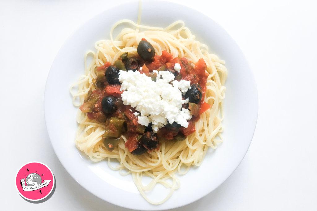 Leckere schnelle Tomatensauce für Spaghetti